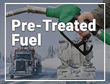 pretreated-fuel box